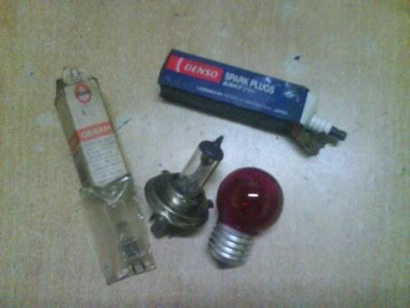 Yups,motor tak bisa lepas dari lampu,dan banyak keluhan tentang lampu