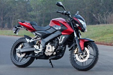all new pulsar 2012 ns200